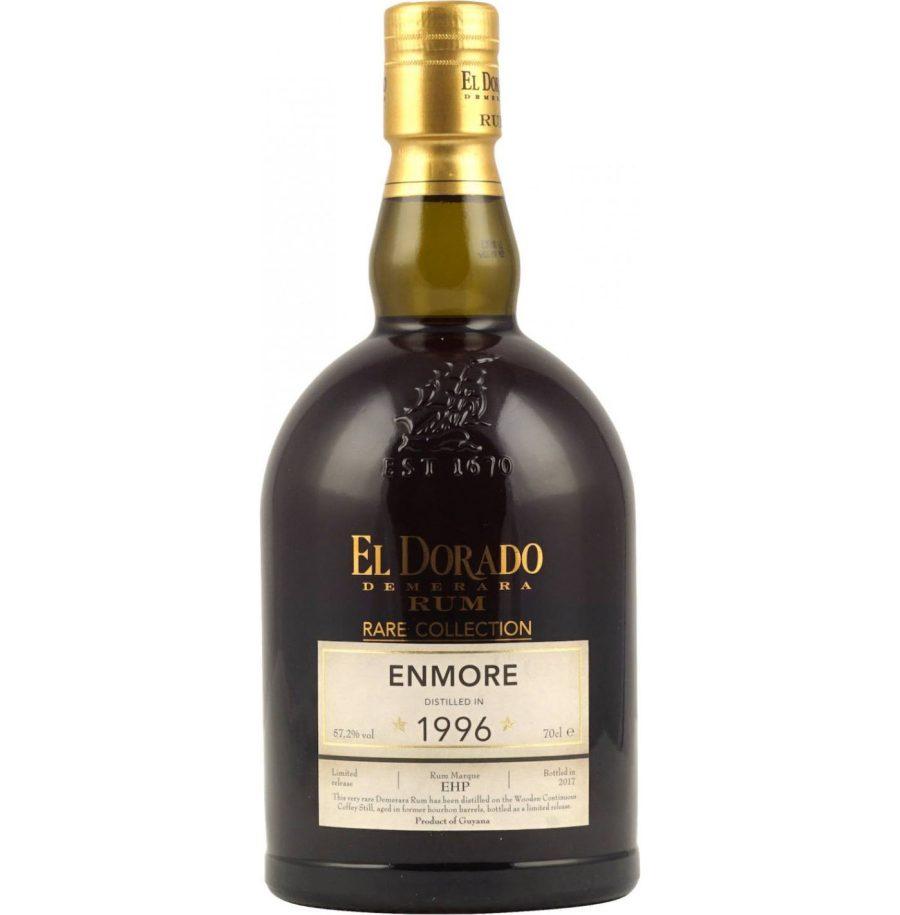 Rare Collection Enmore 1996 – El Dorado Demerara Rum