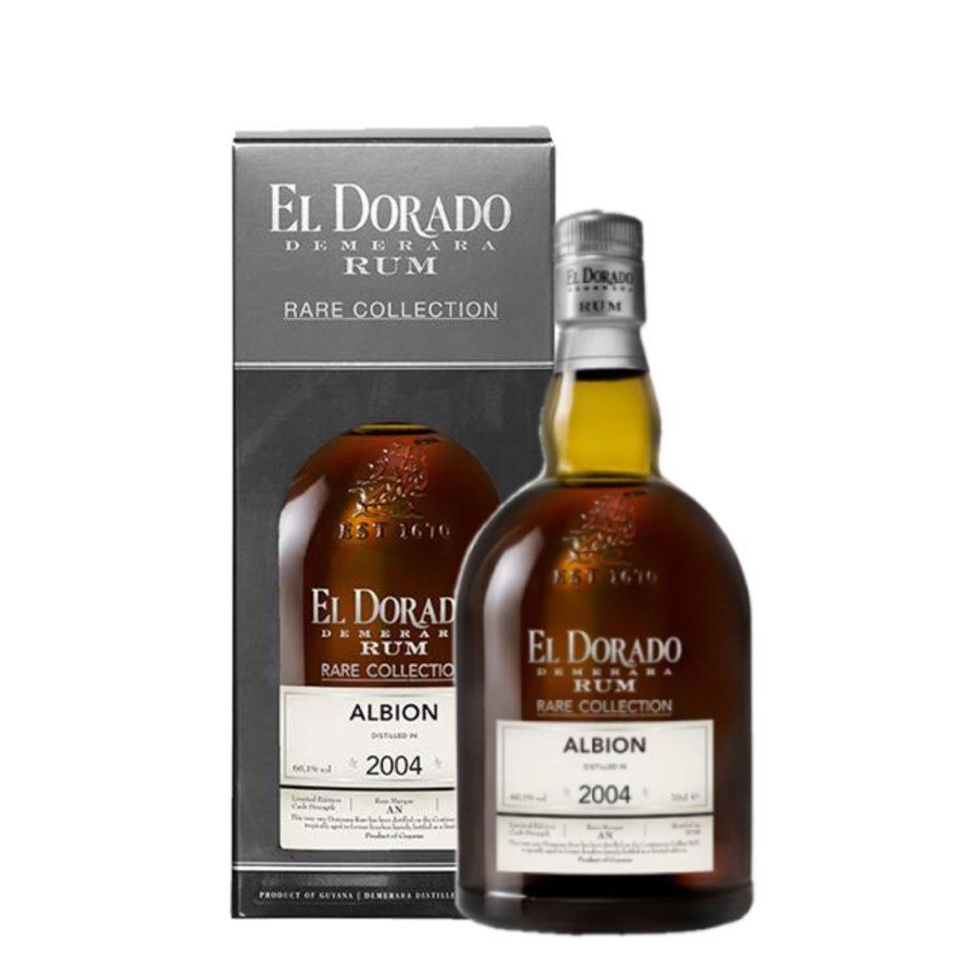 Rare Collection Albion 2004 – El Dorado Demerara Rum
