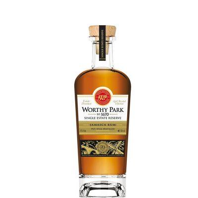 Worthy Park Single Estate Resereve Jamaica Rum 70